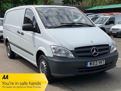 Mercedes-Benz Vito Panel Van 2.1 113CDI Compact Panel Van SWB 5dr (EU5)