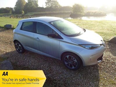 Renault Zoe Hatchback Q90 41kWh Dynamique Nav Auto 5dr (i, Quick Charge)