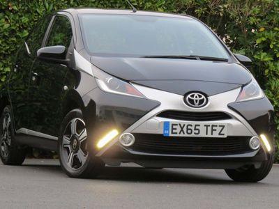Toyota AYGO Hatchback 1.0 VVT-i x-clusiv x-shift 5dr EU5