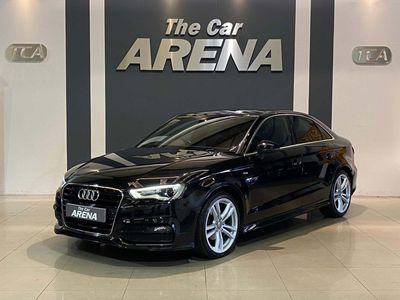 Audi A3 Saloon 2.0 TDI S line S Tronic (s/s) 4dr