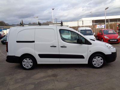 Peugeot Partner Combi Van 1.6 HDi S L2 750 Crew Van 4dr