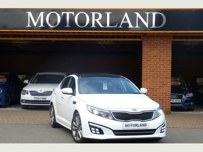 Kia Optima Saloon 1.7 CRDi 3 (s/s) 4dr