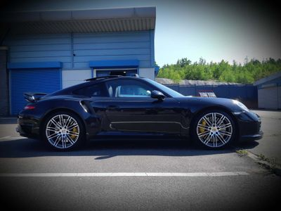 Porsche 911 Coupe 3.8T 991 Turbo S PDK 4WD 2dr