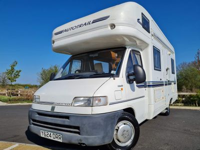 Auto-Trail Sorry now sold Coach Built Fiat ducato 2.8 td
