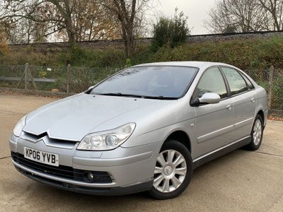 Citroen C5 Hatchback 2.0 HDi 16v Exclusive 5dr