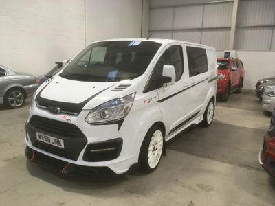 Ford Transit Custom Specialist Vehicle MSRT R181 LTD EDITION