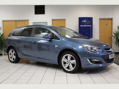 VAUXHALL ASTRA Estate 1.6 i SRi Sport Tourer 5dr