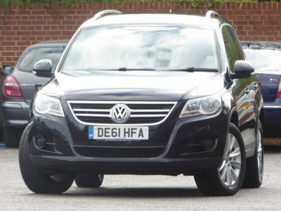Volkswagen Tiguan SUV 2.0 TDI Match 4WD 5dr