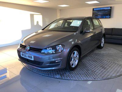 Volkswagen Golf Hatchback 2.0 TDI BlueMotion Tech Match Edition DSG (s/s) 5dr