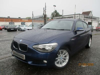 BMW 1 Series Hatchback 2.0 116d SE Sports Hatch (s/s) 3dr
