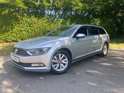 Volkswagen Passat Estate 1.6 TDI BlueMotion Tech S (s/s) 5dr