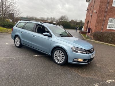 Volkswagen Passat Estate 1.6 TDI BlueMotion Tech 5dr