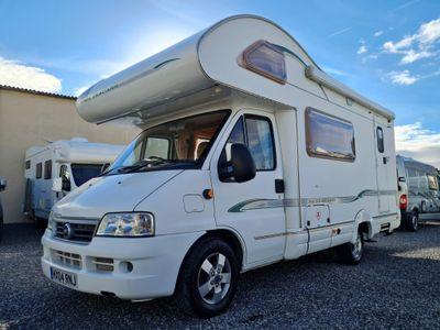 Bessacarr E435 Coach Built Fiat ducato 2.3 jtd