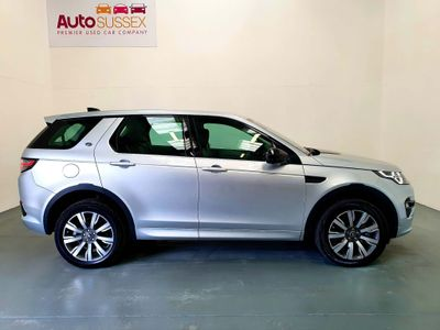Land Rover Discovery Sport SUV 2.0 D240 MHEV HSE 4WD (s/s) 5dr (7 Seat)