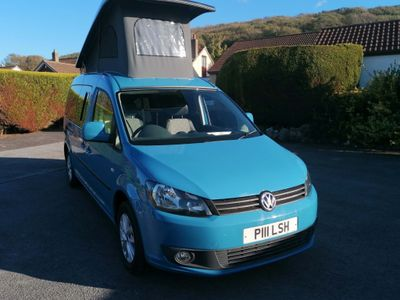 Volkswagen CADDY CAMPER Campervan HIGHLINE