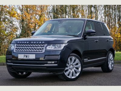 Land Rover Range Rover SUV 4.4 SD V8 Vogue SE SUV 5dr Diesel Auto 4WD (s/s) (339 ps)