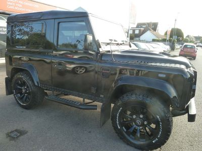 Land Rover Defender 90 SUV AUTOMATIC
