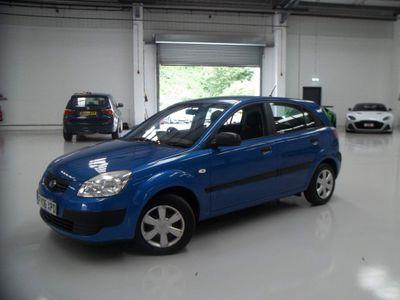 Kia Rio Hatchback 1.4 GS 5dr
