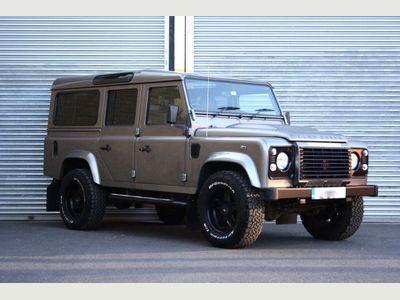 Land Rover Defender 110 SUV 2.4 TDi XS 4X4 5dr