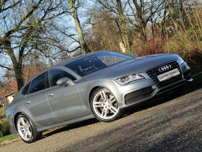 Audi A7 Hatchback 3.0 TDI S line Sportback S Tronic quattro 5dr
