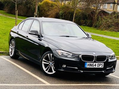 BMW 3 Series Saloon 2.0 328i Sport (s/s) 4dr