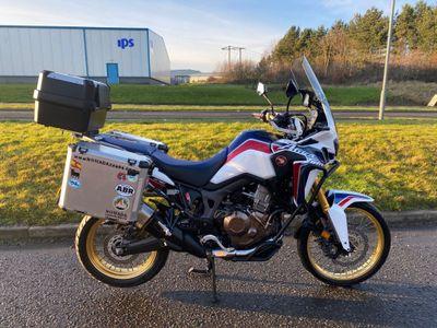 Honda CRF1000L Africa Twin Adventure 1000 Africa Twin Adventure