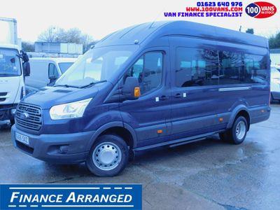 Ford Transit Minibus 2.2TDCI 125PS L4 H3 17 SEAT MINIBUS A/C