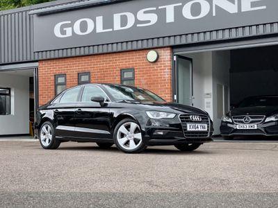 Audi A3 Saloon 1.4 TFSI CoD Sport (s/s) 4dr
