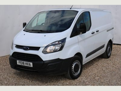 Ford Transit Custom Panel Van 290 l1