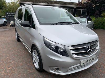 Mercedes-Benz Vito Combi Van 1.6 109 CDi Crew Van FWD L1 EU5 5dr