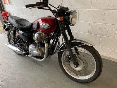 Kawasaki W400 Classic