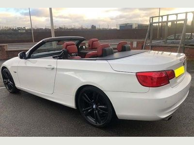 BMW 3 Series Convertible 2.0 320d SE 2dr