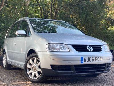 Volkswagen Touran MPV 1.6 FSI SE 5dr (7 Seats)