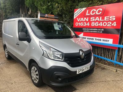 RENAULT TRAFIC Panel Van 1.6 dCi 27 Business L1H1 5dr
