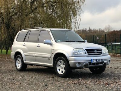 Suzuki Grand Vitara SUV 2.7 XL-7 5dr (7 Seats)