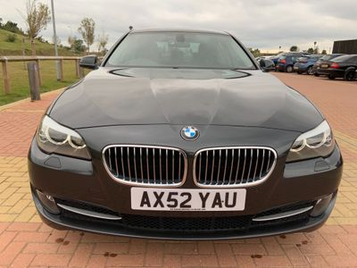 BMW 5 Series Saloon 3.0 523i SE 4dr
