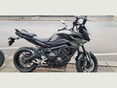 Yamaha MT-09 Naked 850 ABS