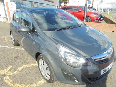 Vauxhall Corsa Hatchback 1.4 i 16v Design 5dr
