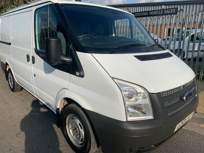Ford Transit Unlisted 100 T300 FWD