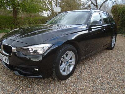 BMW 3 Series Estate 2.0 320d ED Plus Touring Auto (s/s) 5dr