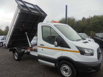 Ford Transit Tipper 2.2 TDCi HDT 350 L2 1-Way Tipper RWD 2dr