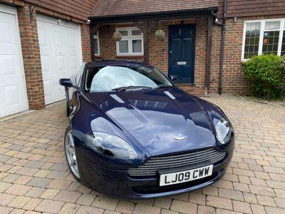 Aston Martin Vantage Coupe 4.3 V8 Sportshift 2dr