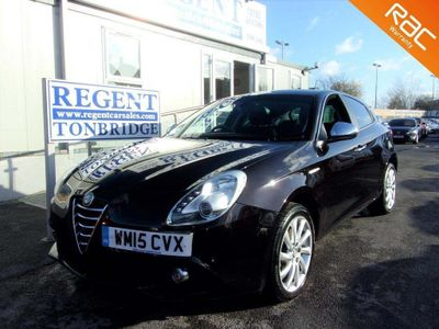 Alfa Romeo Giulietta Hatchback 2.0 JTDM-2 Business Edition (s/s) 5dr