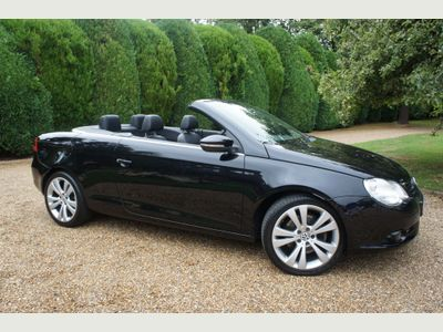 Volkswagen Eos Convertible 2.0 TSI Sport Cabriolet 2dr