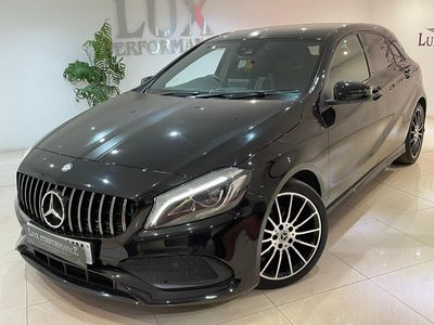 Mercedes-Benz A Class Hatchback 2.1 A200d WhiteArt (s/s) 5dr