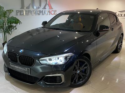 BMW 1 Series Hatchback 3.0 M140i GPF Shadow Edition Sports Hatch Auto (s/s) 3dr