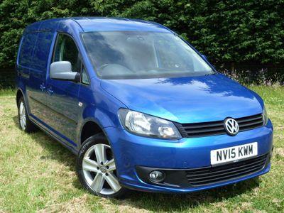Volkswagen Caddy Maxi Panel Van 2.0 TDI BlueMotion Tech C20 Maxi Highline DSG 5dr