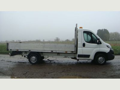 Citroen Relay Dropside 35 14FT ALLOY DROPSIDE TRUCK 130 BHP