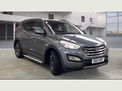 Hyundai Santa Fe SUV 2.2 CRDi Premium SE 4WD 5dr (7 seat)