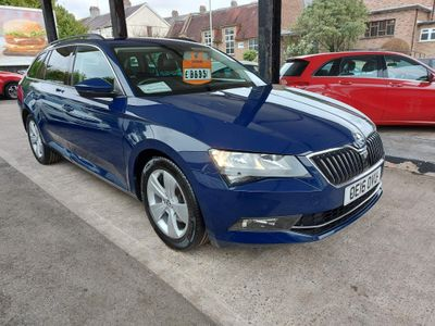 SKODA Superb Estate 1.6 TDI SE Business (s/s) 5dr